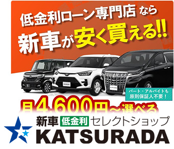 NEW CAR SELECT SHOP KATSURADA